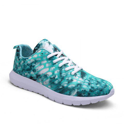 Store Women's Sports Shoes Stylish Colorblock Sneakers  Casual Breathable Comfy Running Shoes