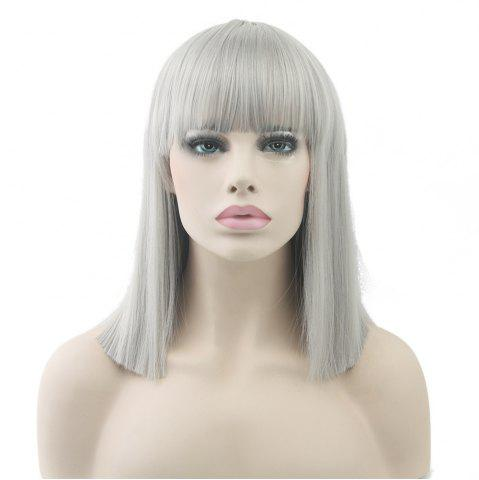 Chic Colorful Hair BoBo Cospoay Wig