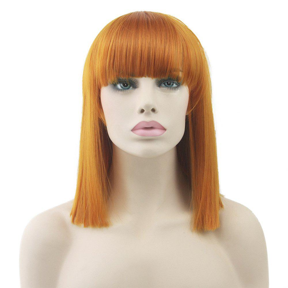 Cheap Colorful Hair BoBo Cospoay Wig