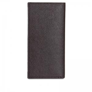 Baellerry Long Ultra Thin Soft Leather Bifold Wallet Durable Credit Card Holder for Men -