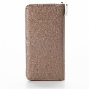 Korean Style long Zip PU Leather Bussiness Wallet Credit Card Holder -