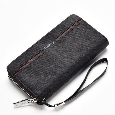 New Fashion Men's Hand Bag Long Casual Bussiness Wallet Credit Card Holder