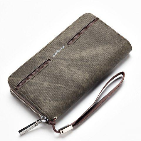 Store Fashion Men's Hand Bag Long Casual Bussiness Wallet Credit Card Holder
