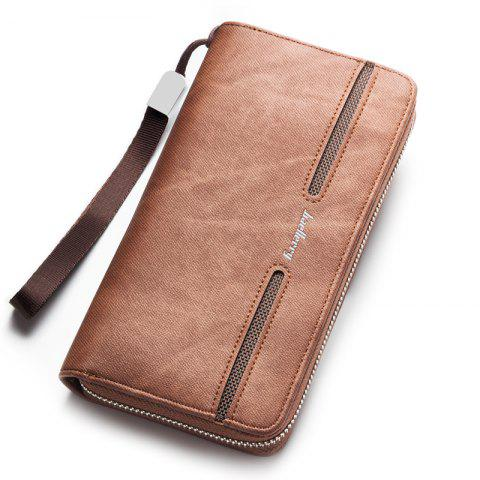 Affordable Baellerry Fashion Men's Hand Bag Long Casual Bussiness Wallet Credit Card Holder