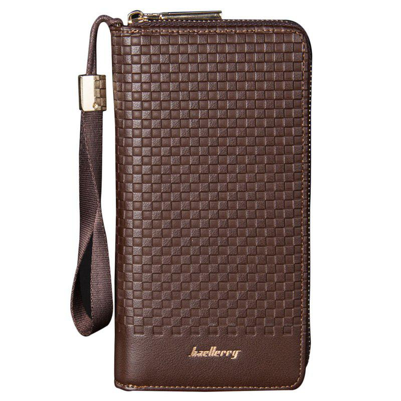 Outfits Baellerry Multi-function Men's Large Capacity Hand Bag Long Casual Wallet Credit Card Holder