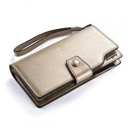 Baellerry Long Purse Large Capacity Zipper Wallet Hand Bag Credit Card Holder -