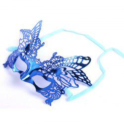 Sexy Women Girls Eye Mask Plating Hollow Eagle Half Face Mask Bar Nightclub Mask Dance Party Supplies -