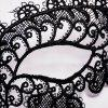 Masquerade Black Sexy Lace Mask Vintage Fun -