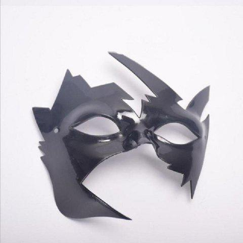Online Masquerade Halloween Mask Maple Leaves Plastic Masks Vintage Style Birthday Party