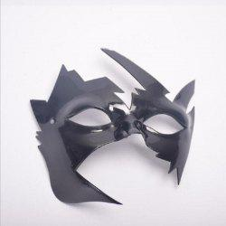 Masquerade Halloween Mask Maple Leaves Plastic Masks Vintage Style Birthday Party -