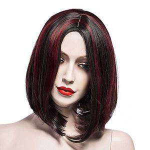 Ladies Points Pear Roll Wigs -