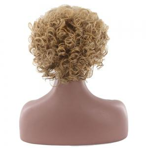 Ladies Fashion Short Curly Wig -