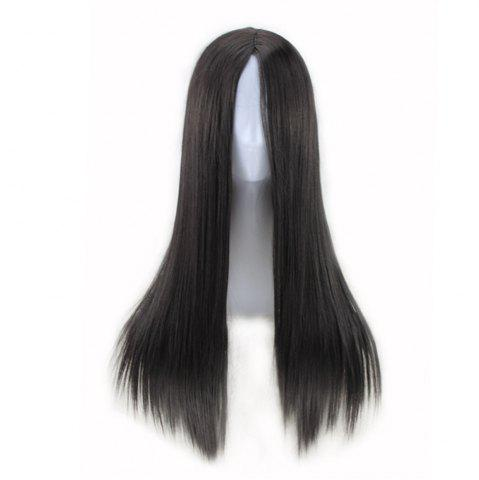 Online Ladies Fashion Long Straight Hair Wigs