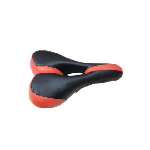 Unique Mountain Bike Saddle Comfort Seat Cushion Dead Coaster Thickened High Elastic Sponge Bicycle Accessories
