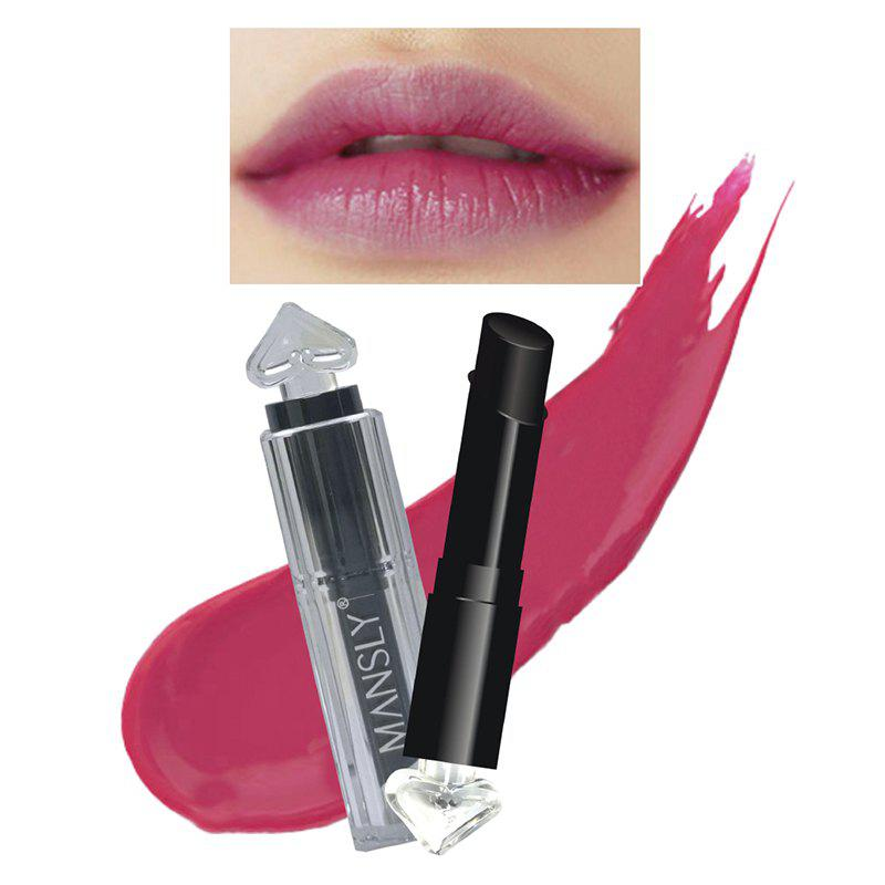 Hot MANSLY Temperature Change Color Black Lipstick
