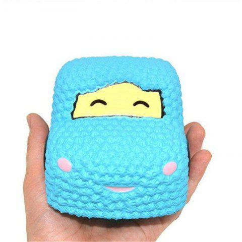 Hot Jumbo Squishy Slow Rising Stress Relief Toy Made By Enviromental PU Replica Car Cake