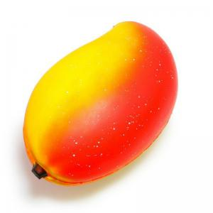 Slow Rising Stress Relief Toy Made By Enviromental PU Replica Mango -