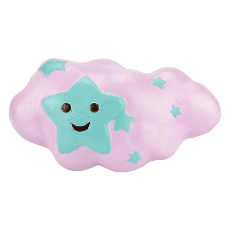 Cheap Jumbo Squishy Slow Rising Stress Relief Toy Made By Enviromental PU Replica Clouds
