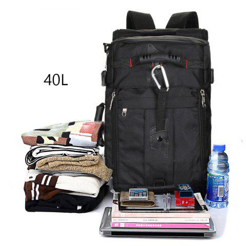Chic Large-capacity Men's Traveling Bag Multi-purpose Travel Backpack Shoulder Bag Computer Bag Men Outsourcing