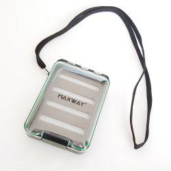 Maxway Slim Waterproof Fly Box -