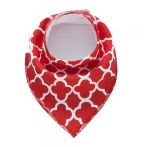 4PCS Baby Bandana Drool Bibs Soft with 100 Percent Organic Cotton (F26) -