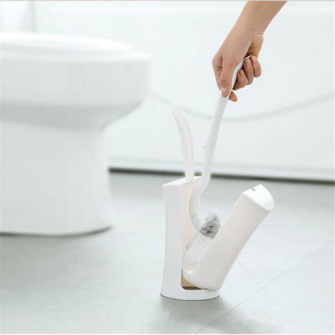 Trendy Toilet Brush with Funny Base Household Cleaning Tool Brushes