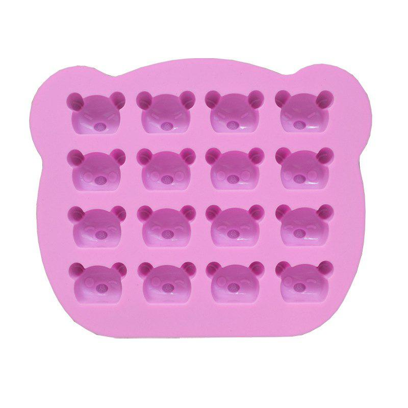 Chic 2 Pcs Koala Bear Silicone Mold Baking Utensils Bakeware Jelly Candy Clay Making Decoration