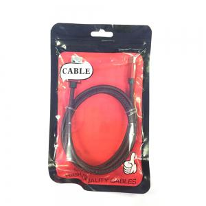 1M Nylon Braid Fast Charger Data Cable for Type-C  Devices -