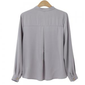 Plus Size Long Sleeved Shirt -