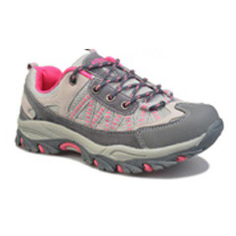 Buy Spring and Autumn Season Outdoor Climbing Boots Waterproof Antiskid Shoes