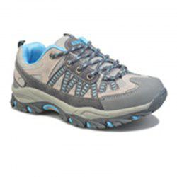 Spring and Autumn Season Outdoor Climbing Boots Waterproof Antiskid Shoes -