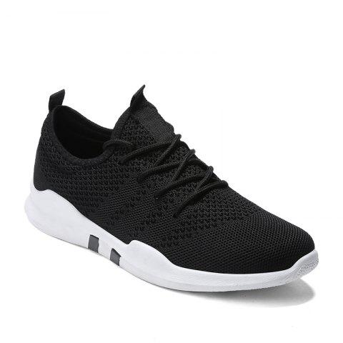 Fancy New Spring Breathable Athletic Shoes For Men