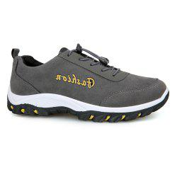 New Autumn and Spring Outdoor Running Climbing Antiskid Travel Shoes -