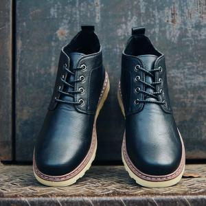 Fashion Worker Martin Boots -