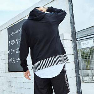 Men's Hoodie All Match Casual High Quality Comfy Hoodie -