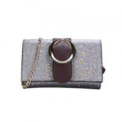 Sequin Fashion Simple Shoulder Messenger Bag -
