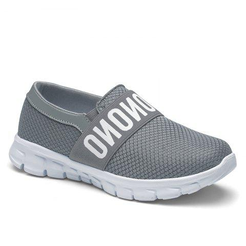 Buy Sneakers Breathable Lady Casual Fashion Flat Shoes
