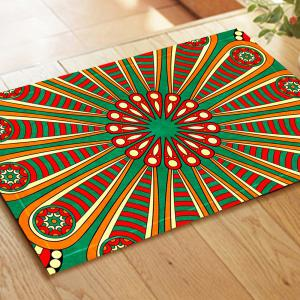 Colourful European Style Retro Pattern Mat -