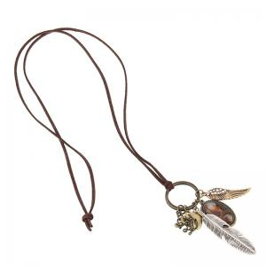 Fashion Jewelry Personality Elements Cotton Garment Accessories Pendant Necklace -
