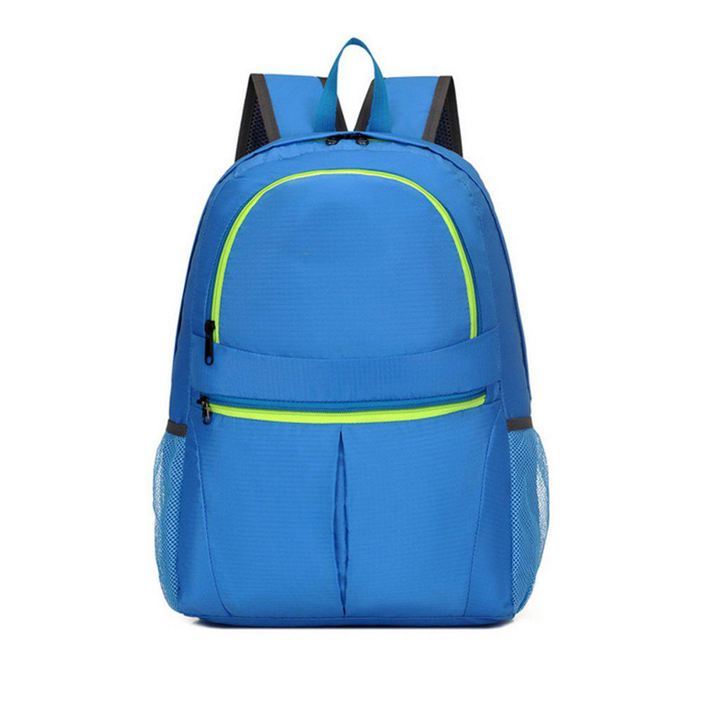 Outfit Men's Backpack Brief Large Capacity Multifunctional Outdoor Travel Bag