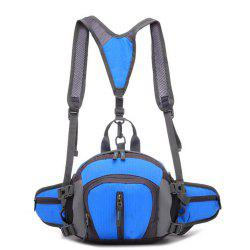 Men's Backpack Brief Large Capacity Multifunctional Travel Bag -
