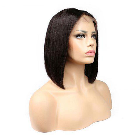 Chic Short Straight Bob Hair Synthetic Lace Front Wigs for Beauty Girl 10 inch 12 inch 14 inch