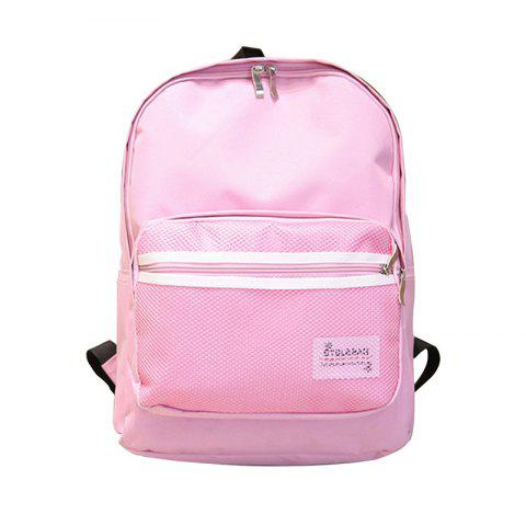 Latest Girl's Bag Unisex Student Backpack