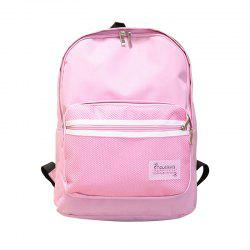 Girl's Bag Unisex Student Backpack -