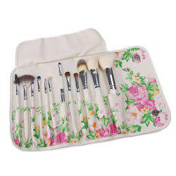 12 Piece Traditional Brush Set -