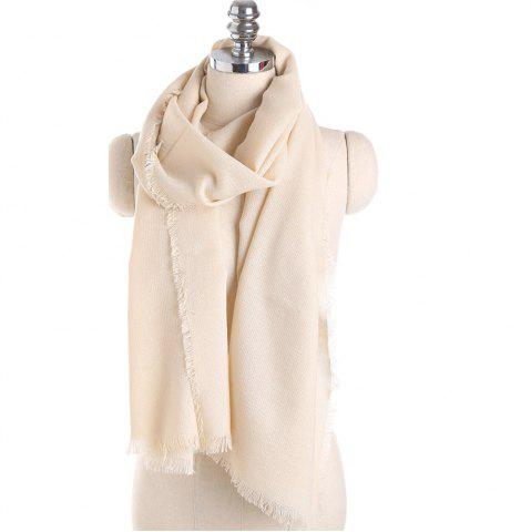 Outfit M1725 Fashion Imitation Cashmere Scarf Small Edition