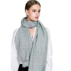 M1725 Fashion Imitation Cashmere Scarf Small Edition -