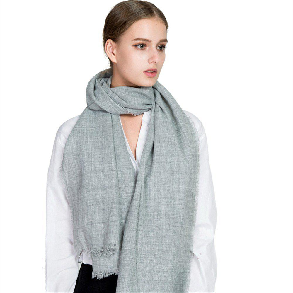 Best M1725 Fashion Imitation Cashmere Scarf Small Edition