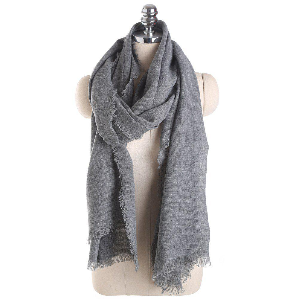 New M1725 Fashion Imitation Cashmere Scarf Small Edition