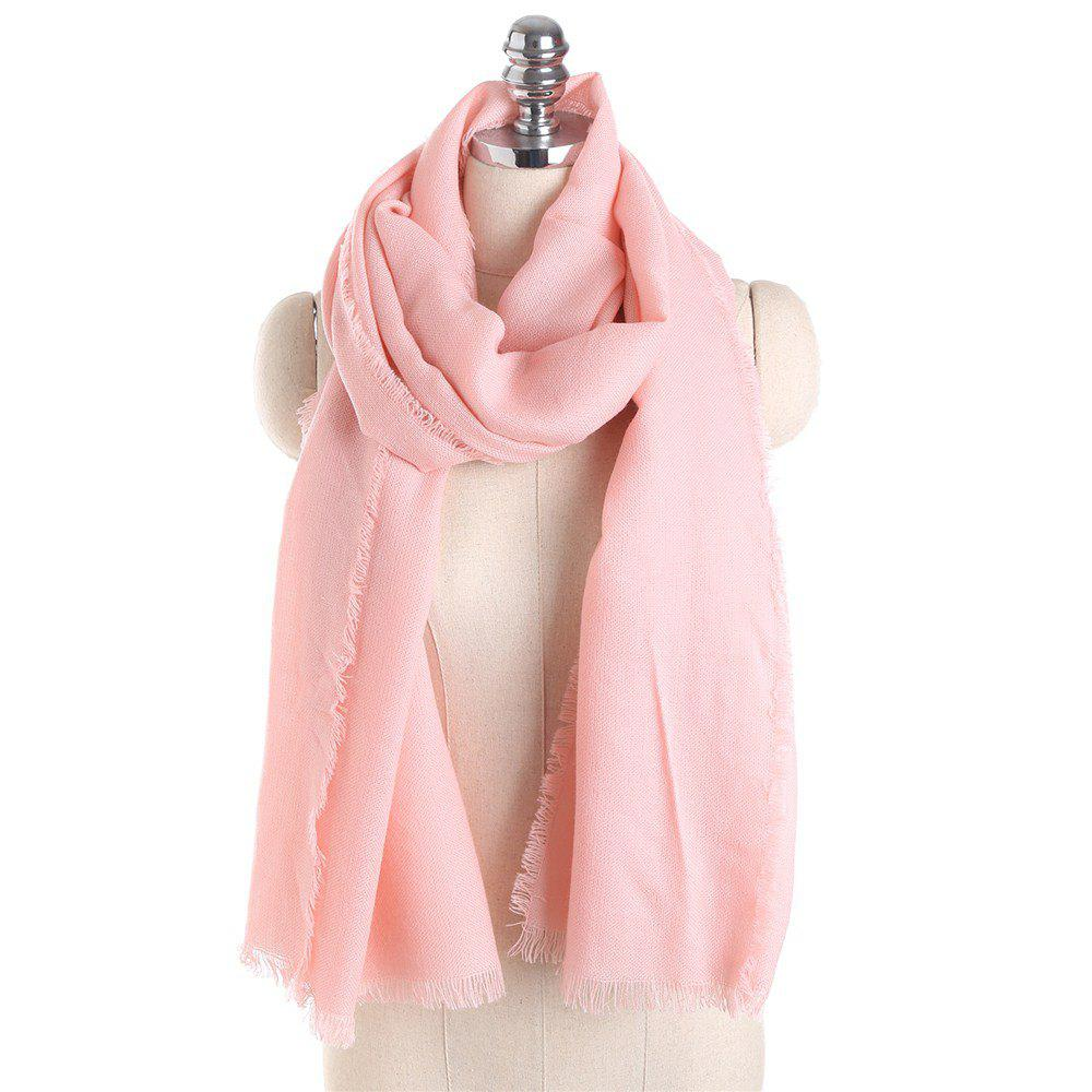 Affordable M1725 Fashion Imitation Cashmere Scarf Small Edition